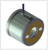 Permanent magnet brake Type 14.120.03.203
